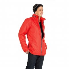 Ginebra Wind And Water Resistant Quilted Jacket