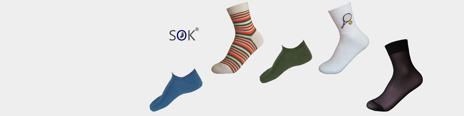 SOK socks and more