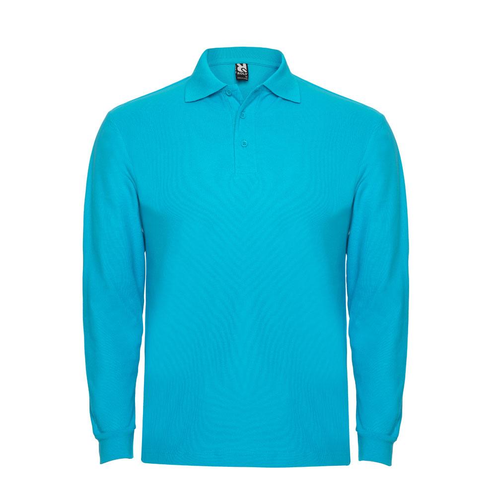 Estrella Long Sleeve Polo Shirt Wholesale Long Sleeve Polo