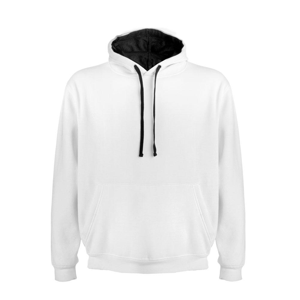 Urban Sweatshirt With Two Color Hood Wholesale Sweatshirt